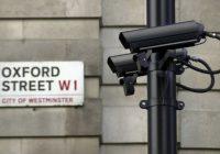 Caméras à Londres